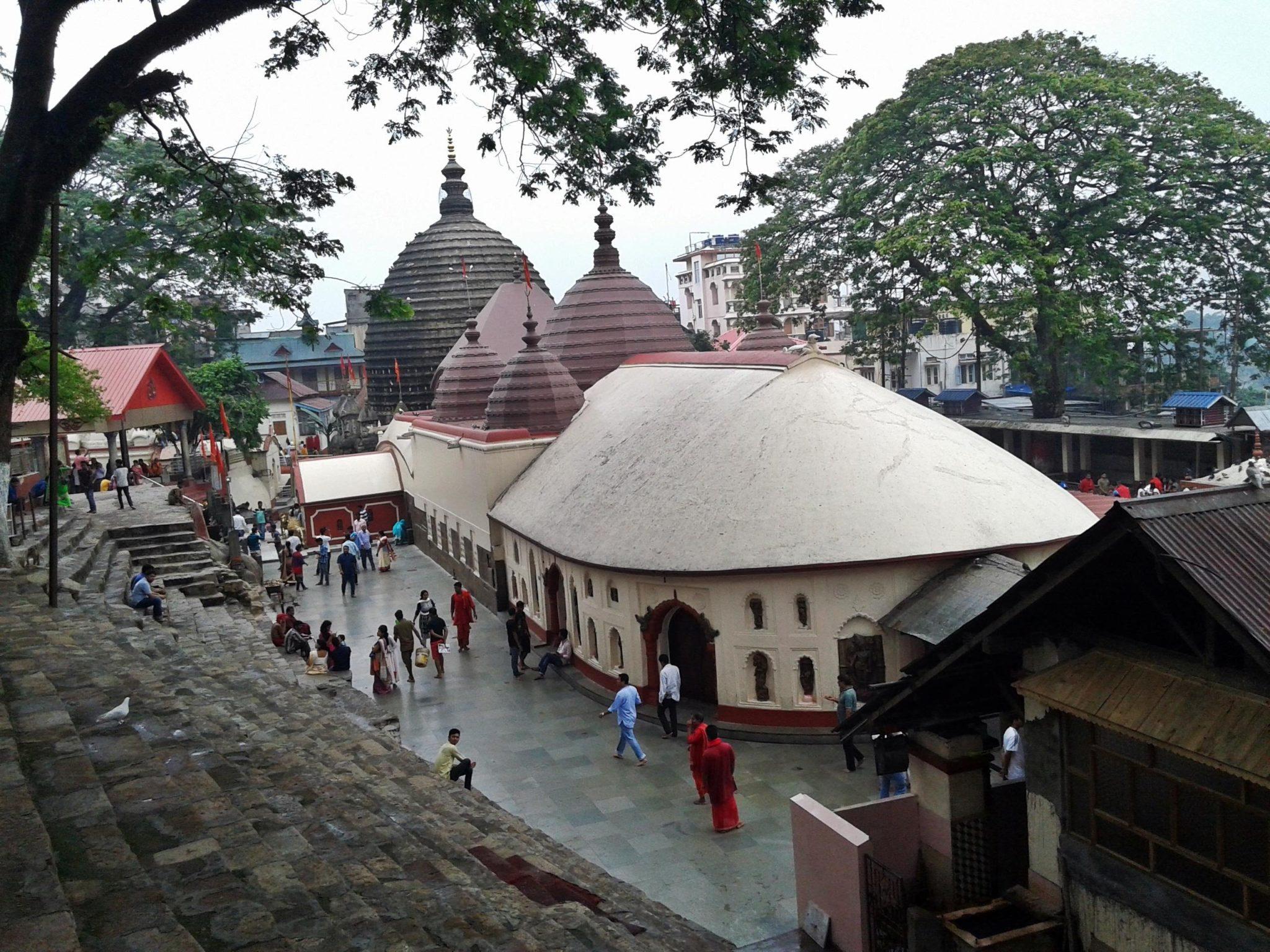 Kamakhya Temple Assam Tourist Destinations