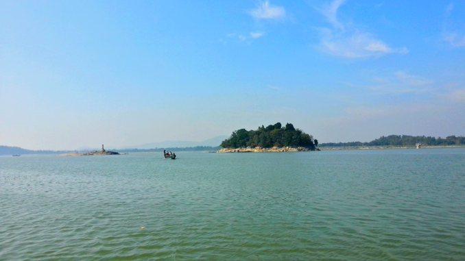 Umananda Island Assam Tourist Spot - Car Rental