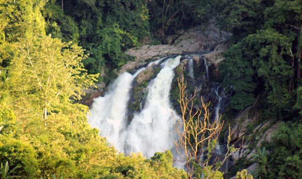 Imilchang Dare Waterfalls