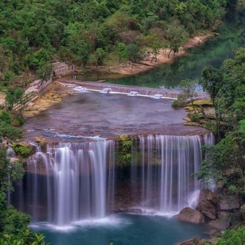 Krangsuri Waterfalls Meghalaya